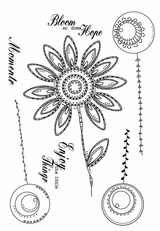 Aliexpress.com : Buy CLEAR STAMP flower DIY Scrapbook Card