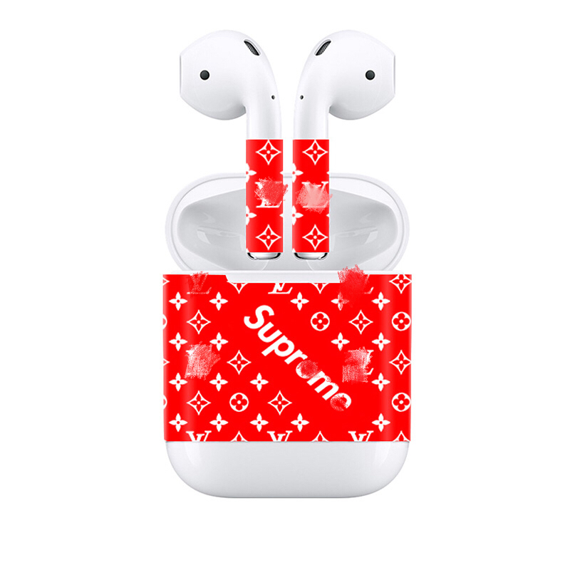 Best custom Skin stickers for  AirPods & accessories in 2018 Skin Decal Protective Cover Wraps