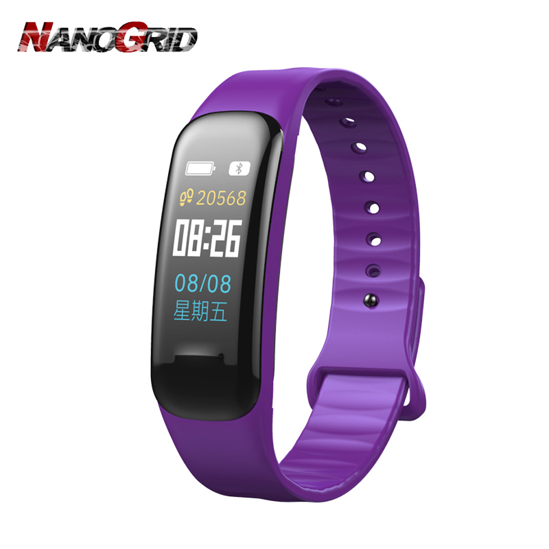 New Smart Watch Blood pressure testing and Bluetooth fitness watch - Men's Watches
