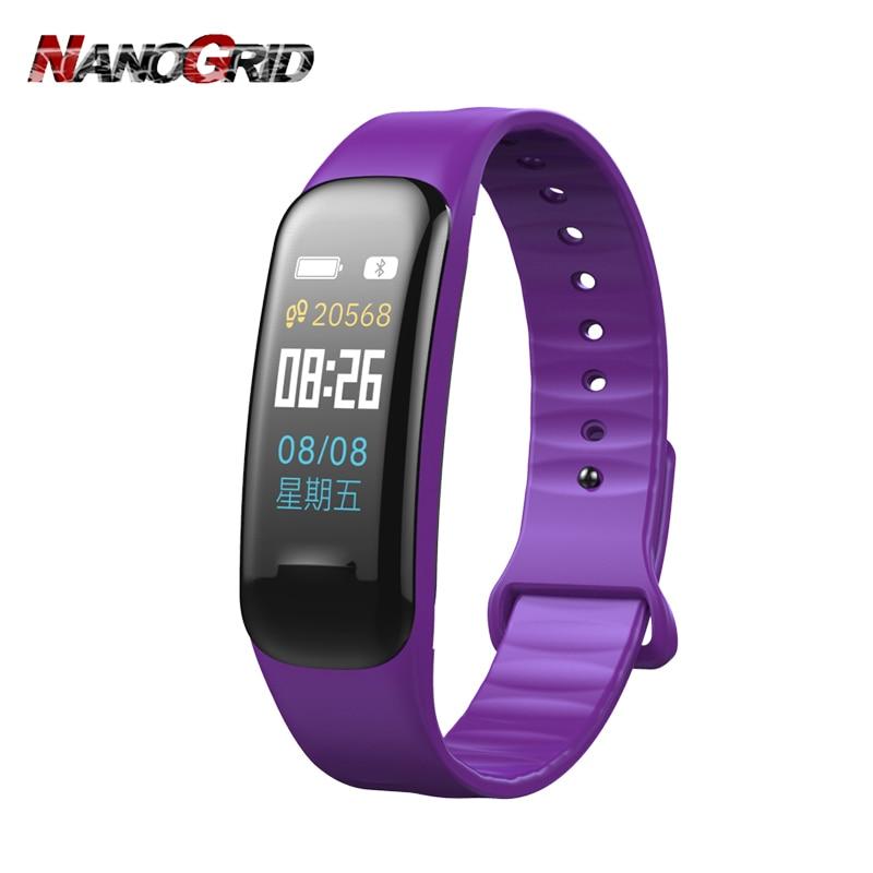 Nieuw Smart Watch Bloeddruk testen en Bluetooth fitness horloge heren - Herenhorloges