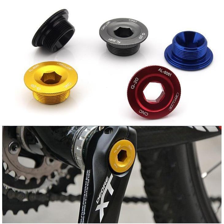 Bike Crank Arm Screws Crankset Arm Bolts Mounta Bicycle Parts OK 02