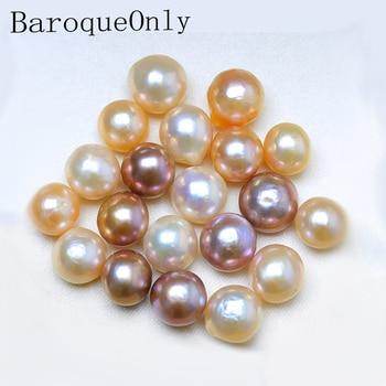 cc74398b9445 Pandulaso corazón CZ piedra redonda de cristal de perlas para joyería  haciendo Fit Original Charms pulseras y brazaletes de las mujeres bien de  la joyería ...