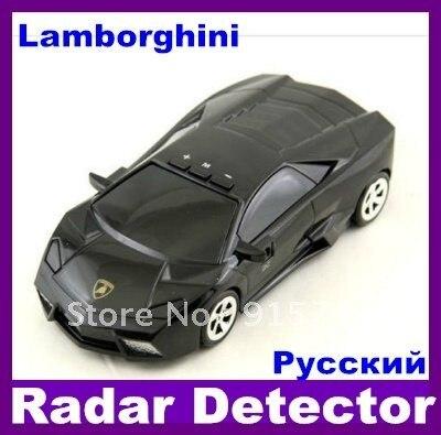 2013 Hotest Model car radar Car Radar Detector Russina/English Speak vehicle speed control detector high quality Free Shipping