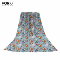 33ded464f94a FORUDESIGNS Funny Puzzle Maine Coon Cat Printing Women Long Silk Scarves  Casual Sun Protection Beach Towels