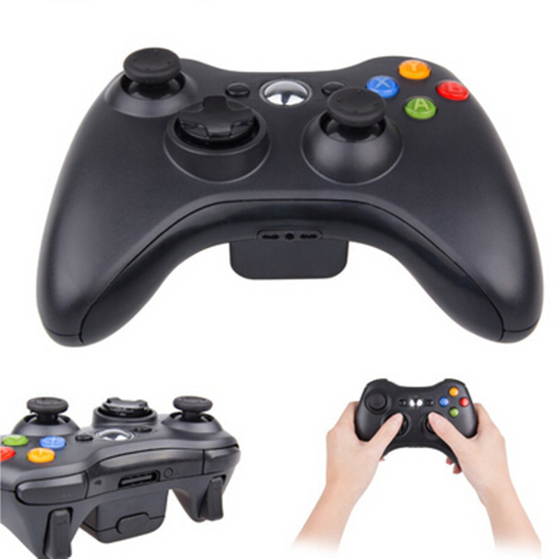 New 2 4GHz Wireless Gamepad Remote Controller For Microsoft Xbox 360 Wireless Game Controller Joystick For