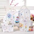 (2pcs/set)Newborn Baby 0-12M Clothing Set Brand Baby Boy/Girl Clothes 100% Cotton Cartoon bear printed Underwear