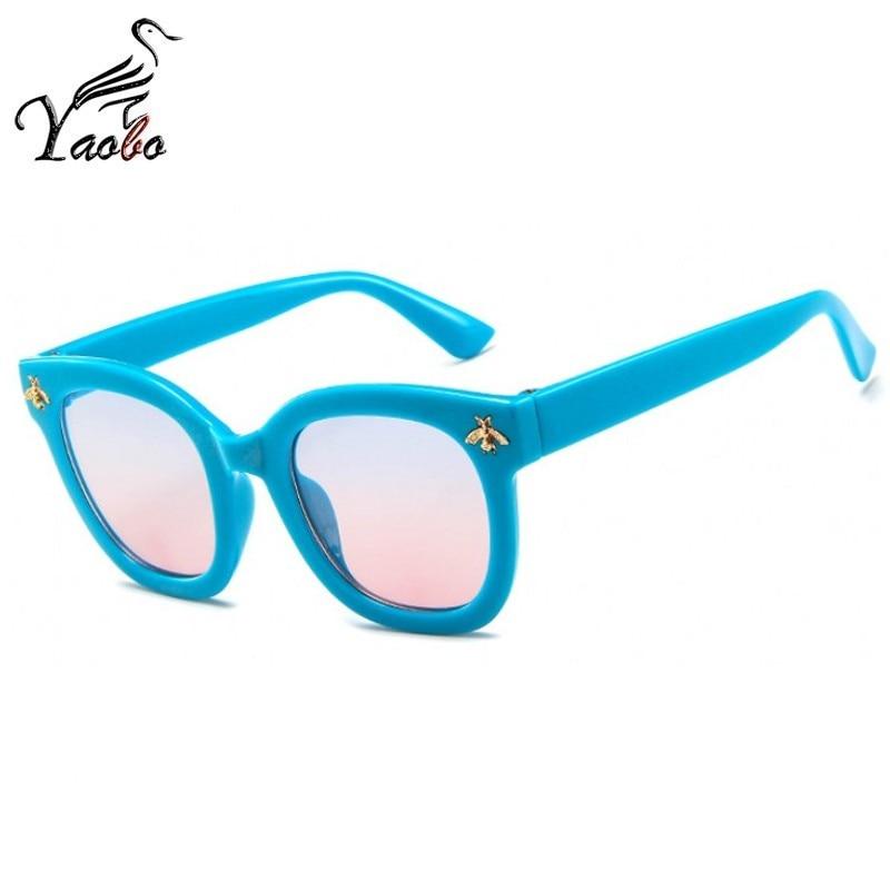 Kids Sunglasses Gafas Oculos De Sol Multi Frames Retro Children Black Uv400 Girl's Accessories Apparel Accessories