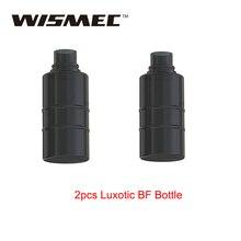 2 шт.,, WISMEC, роскошная BF коробка, бутылка для жидкости для электронных сигарет, емкость 7,5 мл, пластиковый материал, для Luxotic BF, коробка, мод, комплект, электронная сигарета, Sapre, часть