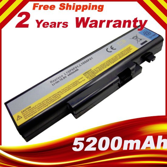 Laptop Battery For Lenovo IdeaPad Y470 Y471 Y570 Y470A Y470D Y470G Y470M Y470N Y470P 57Y6625 57Y6626