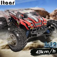 1:12 2.4Ghz Radio Remote Rechargeable Off-Road RC Car Vehicle Model Truck 8821G