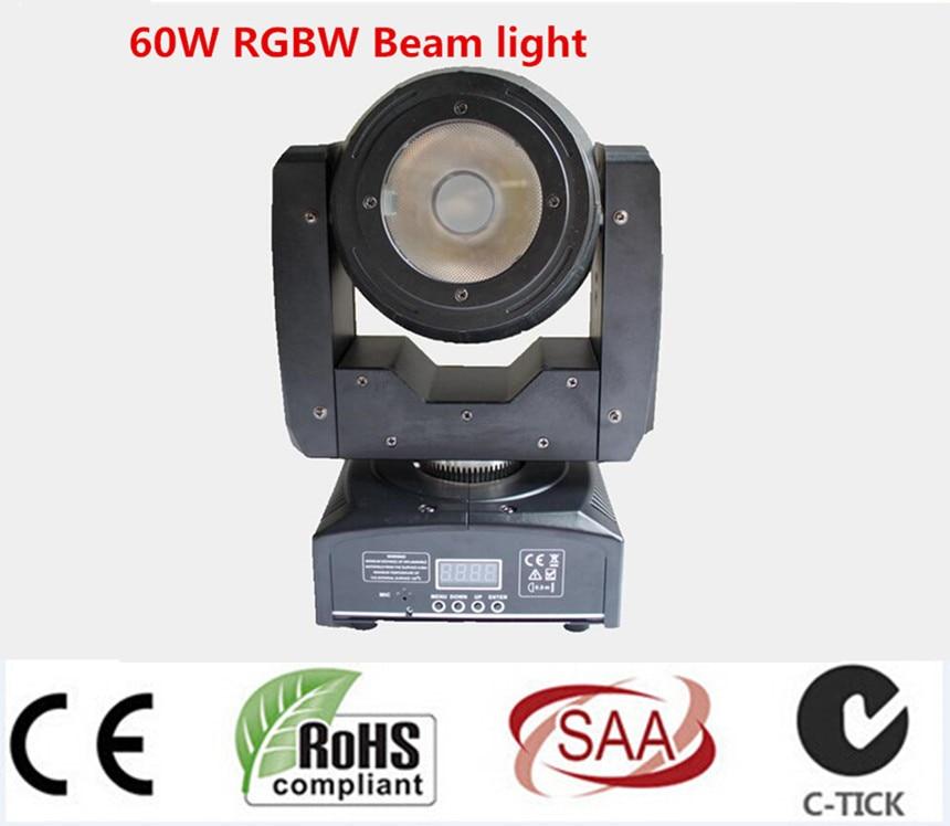 60w LED Beam Moving Head/Pro Light 60w Moving Head Beam brighter than phlatlight 60w led chip module cst90 ssd90 60w led moving head lights source 6500k 3000 lumen