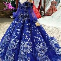 AIJINGYU уникальные Доступные Свадебные платья симпатичное платье блестящие сшитые атласные кружевные свадебные аксессуары с длинными рукава