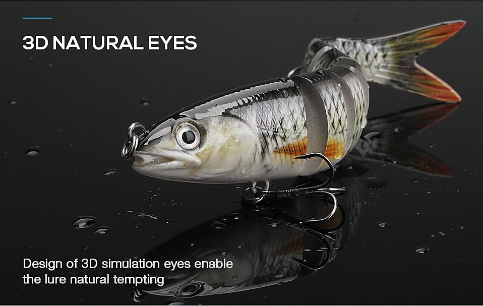 8 Segments  Multi Jointed Fishing Hard Lures_3