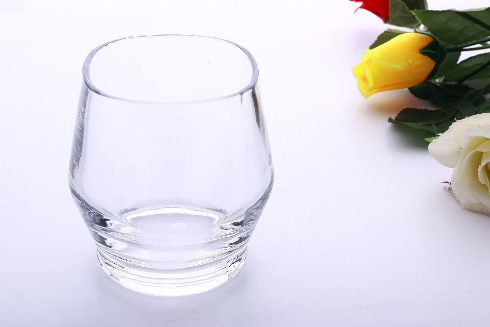 Высокое качество выстрел glasses1 шт набор 50% большие скидки пивной бокал чашки бутылки виски кружка Кристалл питьевой воды 350 мл Пивной Бокал