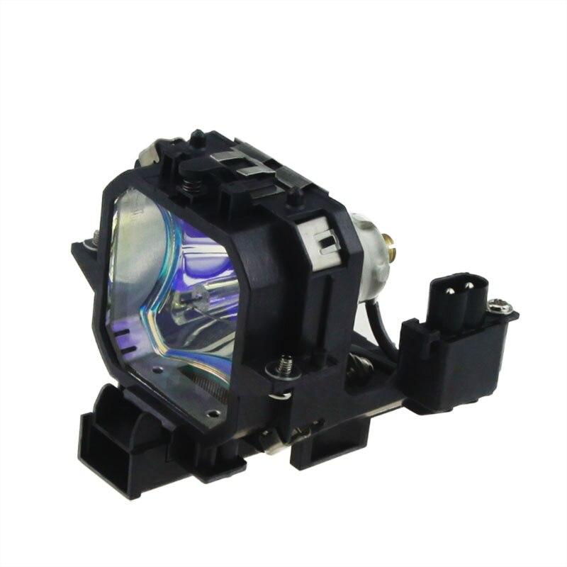 Hot selling ELPLP27/V13H010L27 Projector Lamp for Epson EMP-54,EMP-54C,EMP-74,EMP-74C,PowerLite 54c,PowerLite 74c,V11H136020 180 days warranty projector lamp elplp25 v13h010l25 for epson emp s1 powerlite s1 emp tw10 emp home 10 projector