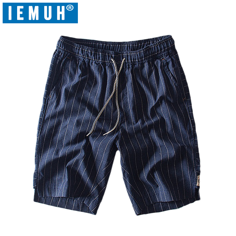 IEMUH Brand New Mens Shorts Surf Board Shorts Summer Sport Beach Homme Bermuda Short Pants Print Quick Dry Boardshorts