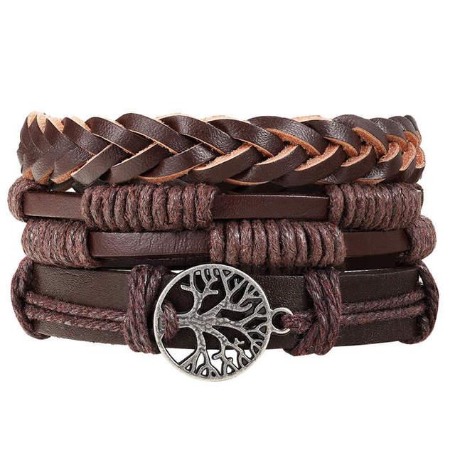 Bracelet Homme Arbre De Vie