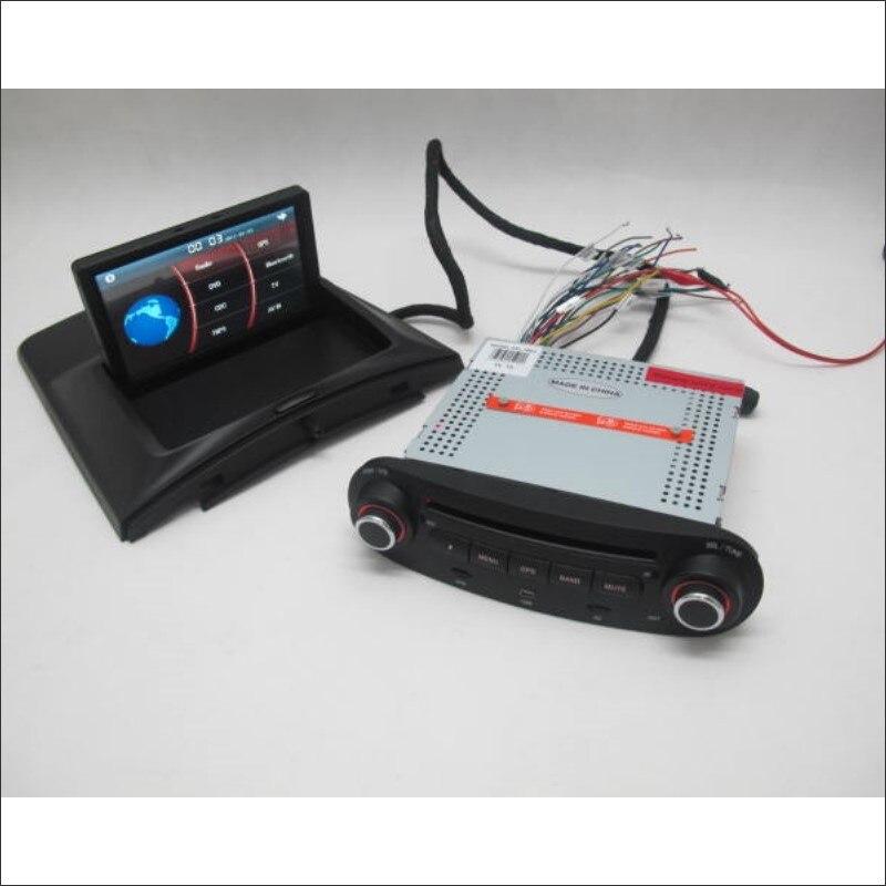 Para Volkswagen VW Beetle 2003 ~ 2010-Radio CD Reproductor de DVD GPS MAPA de Na