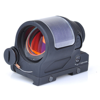 Tactical Holographic Sight Reflex Sight Solar Power System Trijicon SRS 1X38 Red Dot Sight With QD Mount Optics Rifle Scope