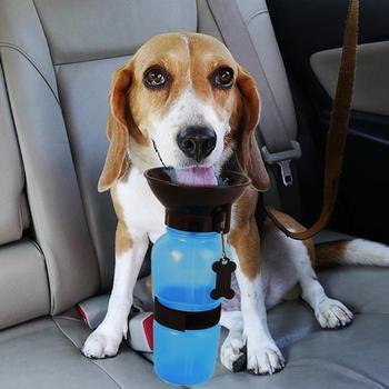 500mL Dog Drinking Water Bottle