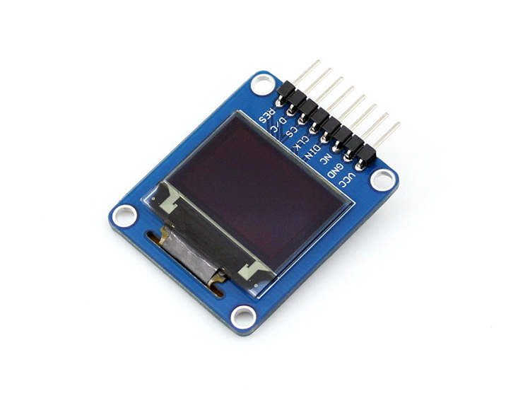 Aihasd 0.95 RGB OLED Display full color for Arduino 0.95 Inch 96*64 LCD Module SSD1331 Controller 8 PIN