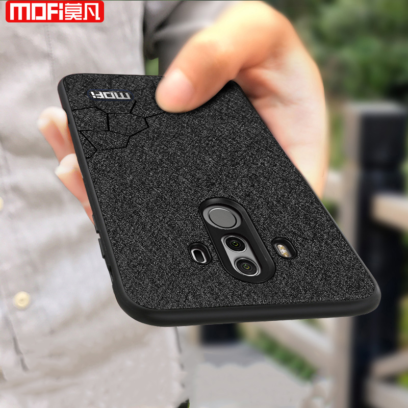 MOFi for Huawei mate 10 pro case cover for Huawei mate10 pro back cover silicone soft edge shockproof business coque Mate 10 Pro
