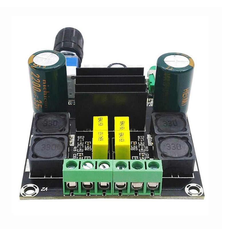 TPA3116D2 אודיו מגבר לוח Class D 50WX2 דיגיטלי TPA3116 בית תיאטרון AMP DIY רמקול מיני לוח DC12-24V
