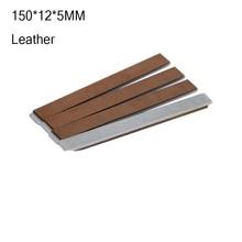Sy herramientas 150*13mm Traje apex afilador pulido de cuero precio de 1 unidades (base de aluminio)