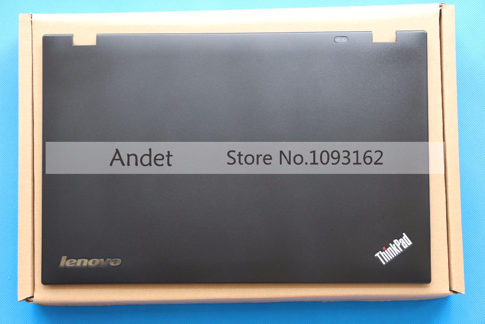 New Refurbished ThinkPad L530 Lcd Rear Cover Top Back Lid Case Shell for Lenovo Laptop 15W 04W6968