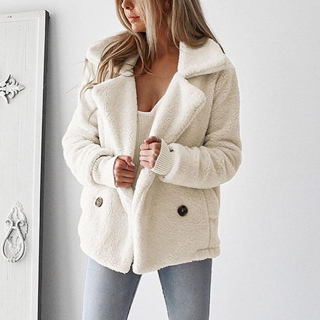 2018 Winter Jacket Fashion Vintage Women Biker Motorcycle Leather Zipper Jacket Overcoat Outwear Coat Autumn Spring Print