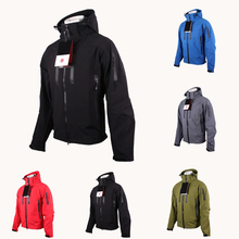 Men jacket Men's new  jackets Mammoth hiking outdoor sports camping softshell jacket thermal windproof and waterproof autumn