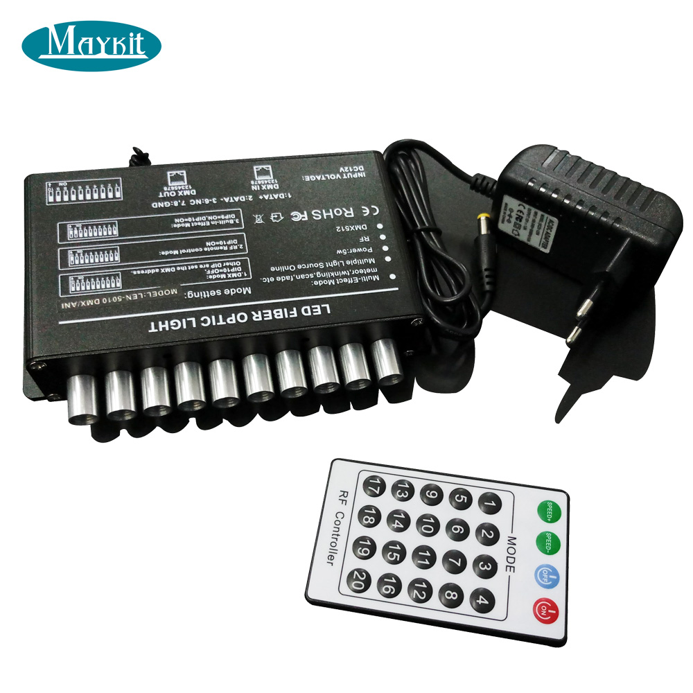 Maykit Led Shooting Star Complete Kit With Pulsar Led Light Engine For Shooting Star Meteor Shower