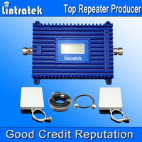 Lintratek LCD 4G Booater LTE 2600MHz Mobile Signal Repeater Set 70dB Gain Signal Amplifier 4G With