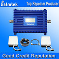 Lintratek LCD 4G Booster LTE 2600MHz Mobile Signal Repeater Set 70dB Gain Signal Amplifier 4G With 4G Antenna & Cable Full Kits