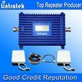 Lintratek LCD 4G LTE 2600 MHz Repetidor Móvil de la Señal Booster Set 70dB ganancia Amplificador de Señal de 4G Con 4G Antena y Cable Kits Completos
