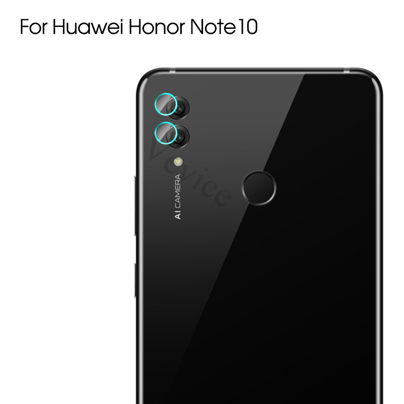 For Huawei Honor Note 10 8X 8C Magic 2 9 Lite 10 9i Play Back Camera Lens Tempered Glass For Honor 8 X 8 C Len Protector Film image