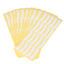 300 pairs/pack lash extension supplies Practice under eye pads stickers eyelash Isolation Paper patch