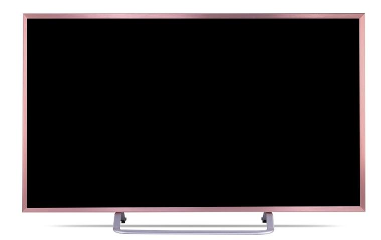 Nouveau 4k mode promotionnel 40 50 60 70 80 90 pouces led tv plein écran HD android TV pc intelligent en option moniteur d'affichage