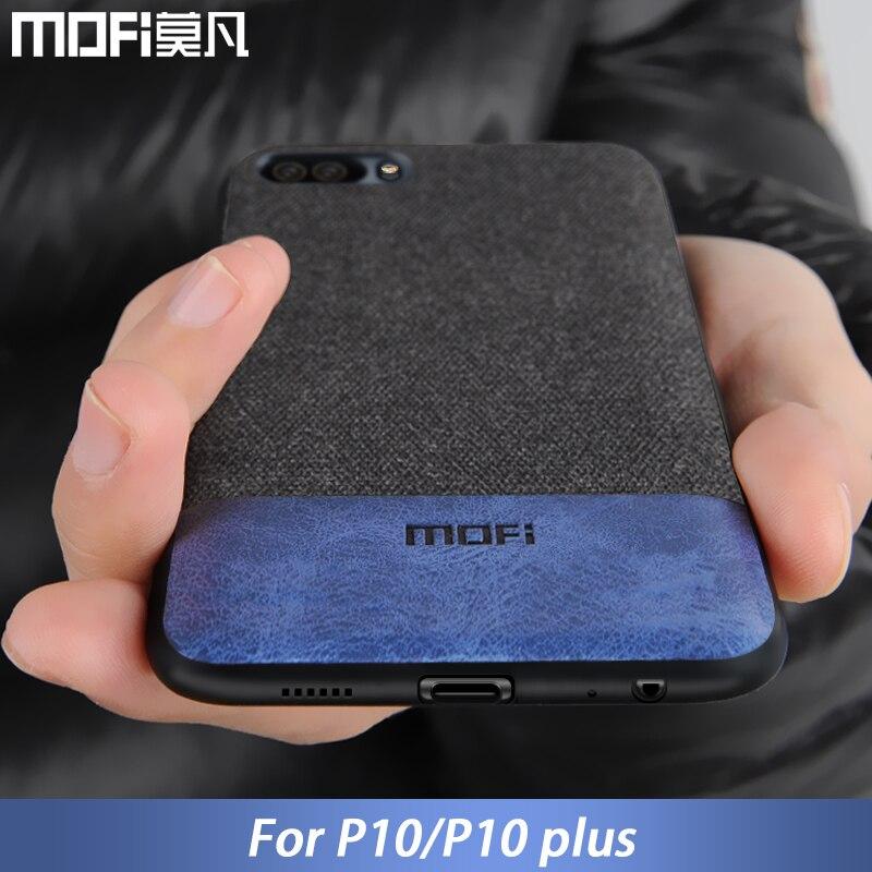 Para Huawei P10 Plus funda P10 + cubierta de silicona suave caso a prueba de golpes a prueba de negocios coque MOFi original para Huawei p10 caso