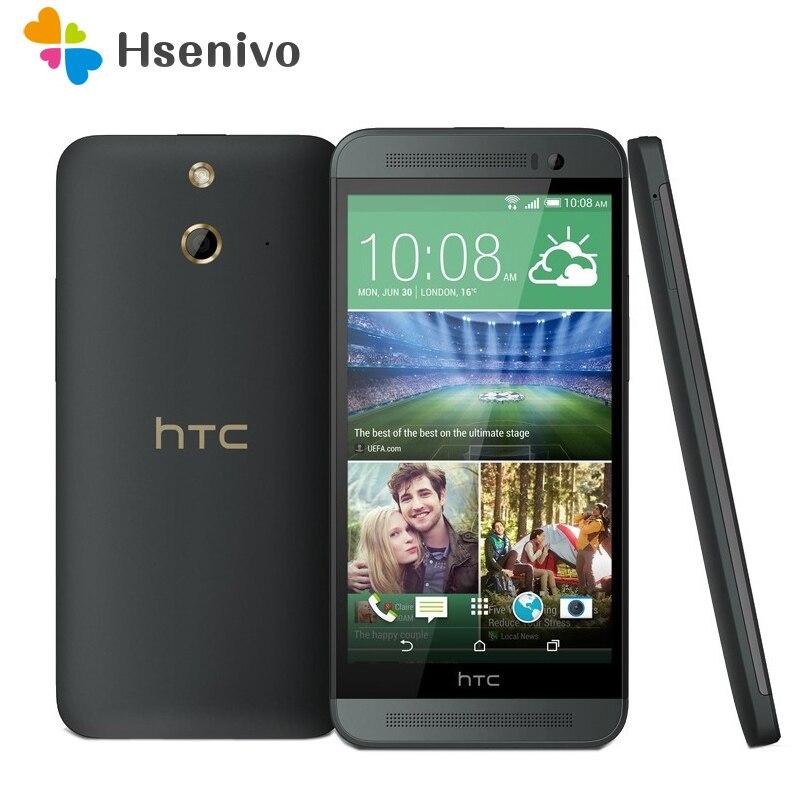 Фото. Оригинальный htc One E8 разблокированный телефон четырехъядерный 2 ГБ + 16 Гб 13 МП камера 5,0 дюймо