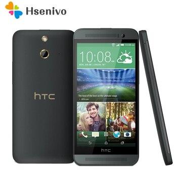 Original HTC One E8 Unlocked Phone Quad Core 2GB+16GB 13MP Camera 5.0 inch Android OS 4.4 SmartPhone WiFi Free shipping