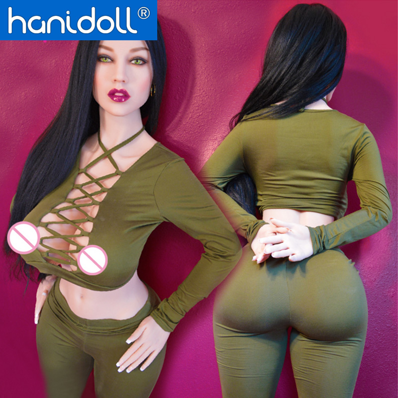 Hanidoll <font><b>152cm</b></font> <font><b>Sex</b></font> <font><b>Dolls</b></font> For Men Big Ass Big Breast Lifelike Realistic Female Vagina Full Silicone Silicon Toys Masturbator TPE image