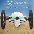 Sj80 salto mini carro rc cars 4ch 2.4 ghz pulando de sumô rc carro de controle remoto do robô carro com rodas flexíveis