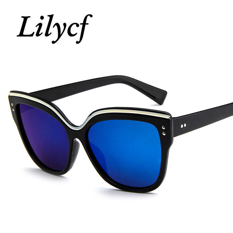 2019 New Eye Protection Fashion Sunglasses Transparent Women Glasses Women's Brand Designer High Quality Wild Sunglasses UV400