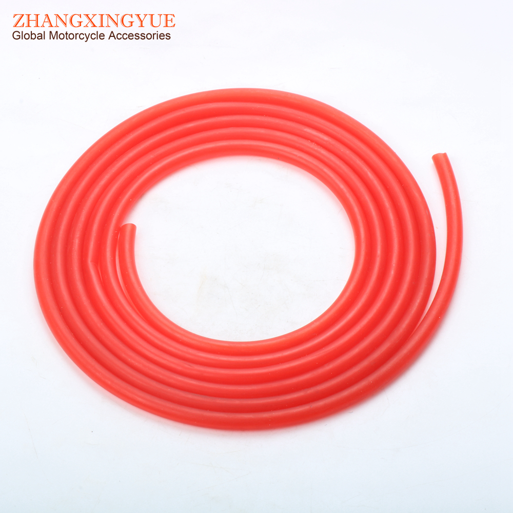 Carburetor Carb Line Hose tube Tubing 5mm x 8mm 2M 6 colors for Scooter ATV Kart Motocross