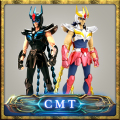 Instock Aurora Model Cs Model Saint Seiya normal Phoenix Ikki TV Version1 Helmet Cloth Myth Metal Armor action figure