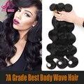 2015 Wowigs virgin hair New Arrival Peruvian Virgin Hair Body Wave 3Pcs Wet And Wavy Hair Weave Bundles peruvian body wave hair