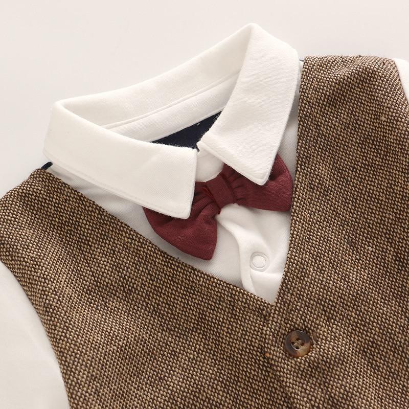 Joyo roy 2018 wiosna nowy mężczyzna dzieci odzież dla dzieci - Odzież dla niemowląt - Zdjęcie 4