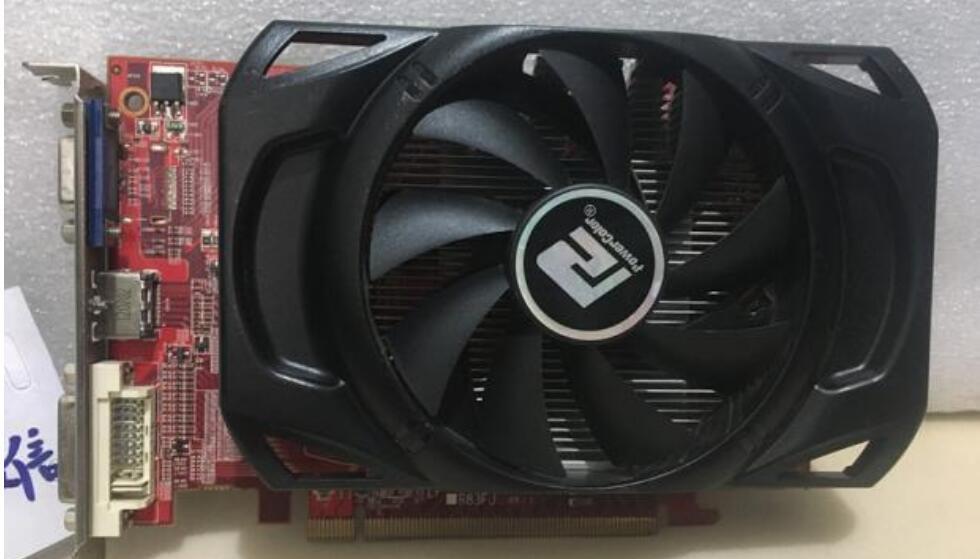 Оригинальный Dataland HD6670 1 г DDR5 GDDR5 128 бит видеокарта видеокарты Бесплатная доставка ...