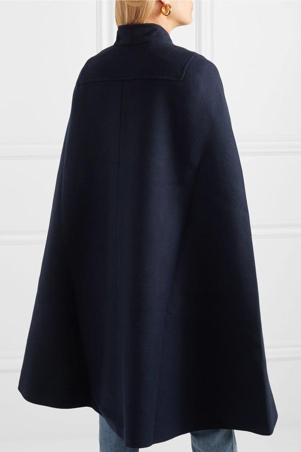 UK, весна, зима, женское, негабаритное, винтажное, v-образный вырез, шерсть, накидка, пальто с поясом, женский плащ, пончо, манто для женщин